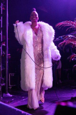 Ari Lennox Performs At Electric Ballroom , London