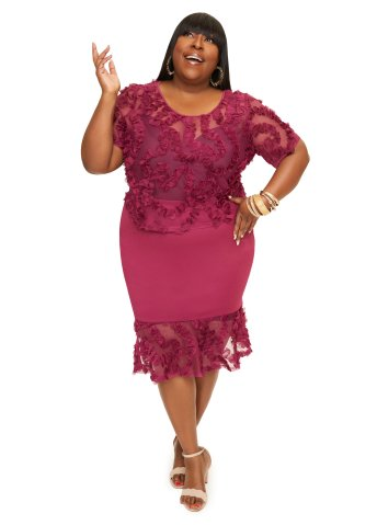 Ashley Stewart Unveils Loni Love's SS20 Collection