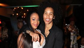 Pre-Grammy Affair With Mimi Faust And Sandy Lal