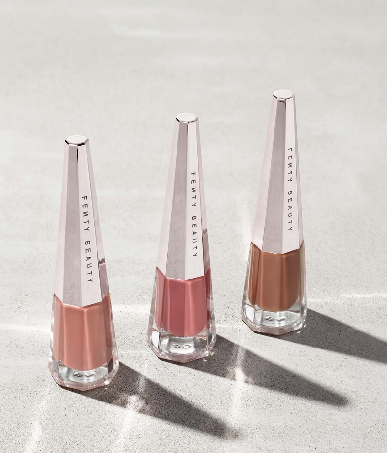 Stunna Boss Nudes Longwear Fluid Lip Color Trio