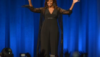 An Intimate Conversation with Michelle Obama