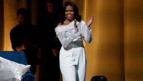 Michelle Obama to release second book next month, with questions and quotes for readers to reflect on themselves