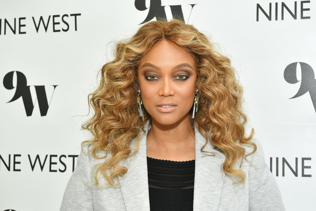 Tyra Banks Hosts Nine West New Campaign Launch Event In Celebration Of International Women's Day