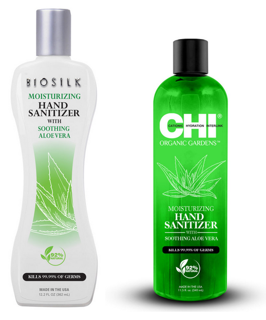CHI Hair Care Donates $1 Million Dollars Worth Of The New Hand Sanitizer