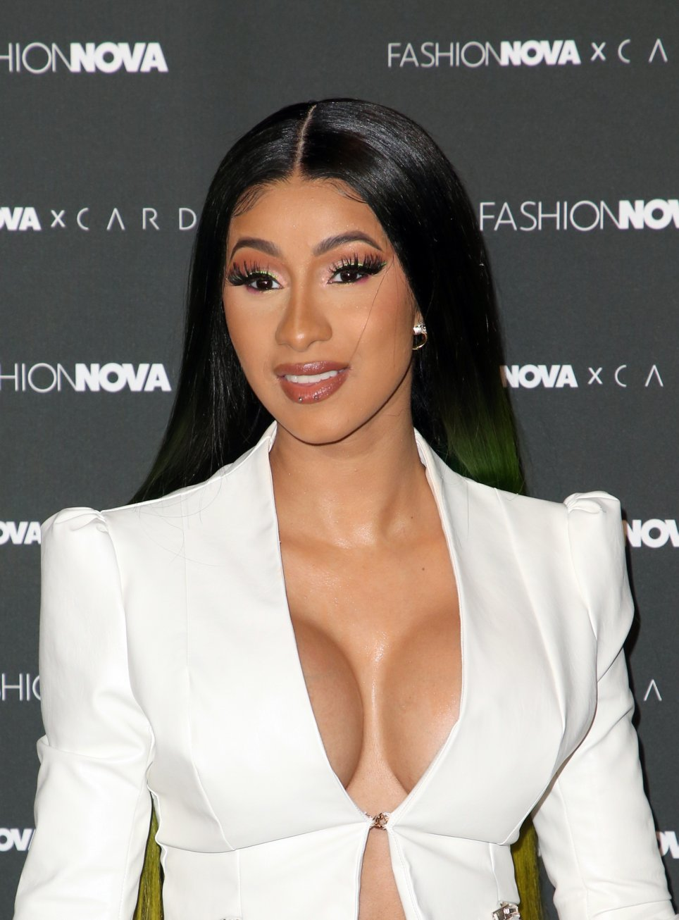 Fashion Nova x Cardi B Collection Launch Party
