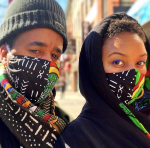 Grocery Run Couture: 10 Black-Made Face Masks You Can Rock During The COVID-19 Crisis