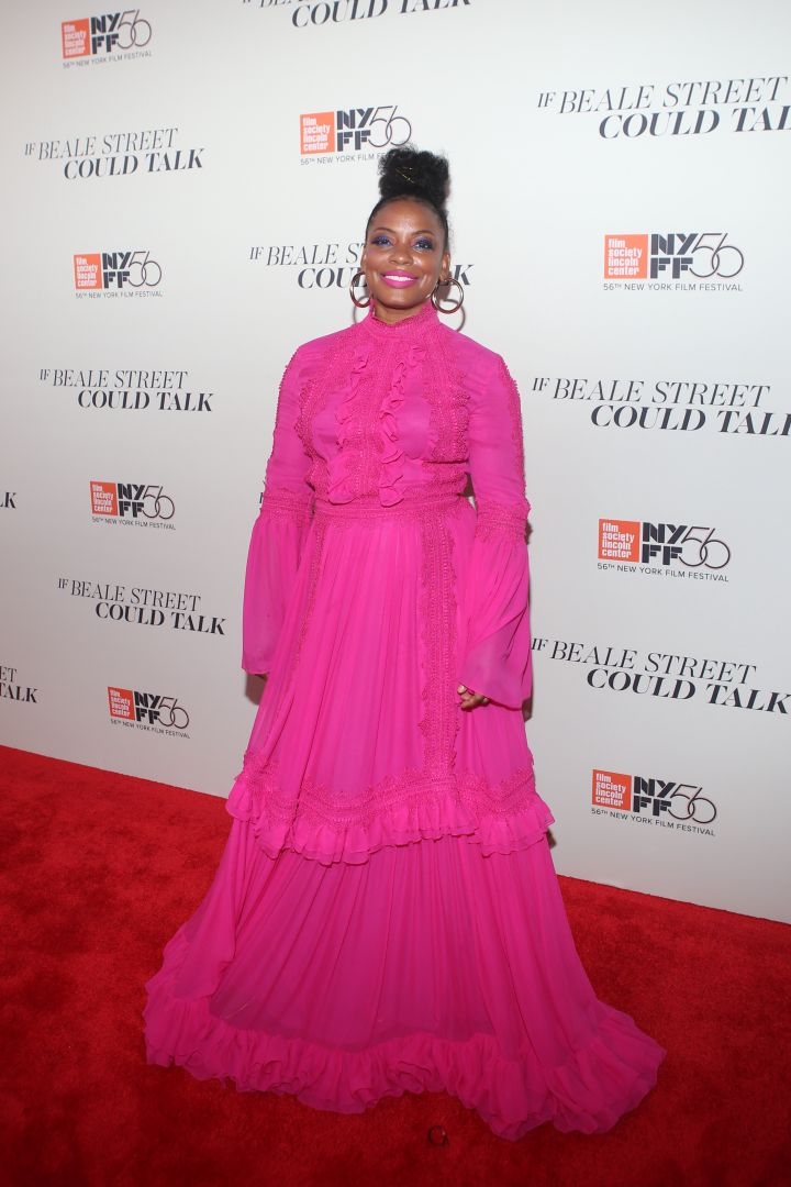 56th New York Film Festival 'If Beale Street Could Talk' Premiere