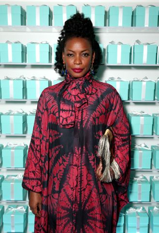 Vanity Fair And Tiffany & Co. Host A Private Dinner To Toast Lupita Nyong'o And Celebrate Legendary Style