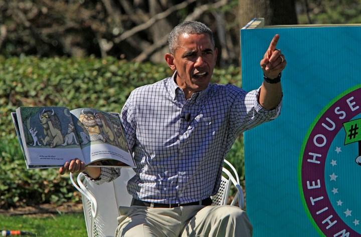 White House Easter Egg Rol