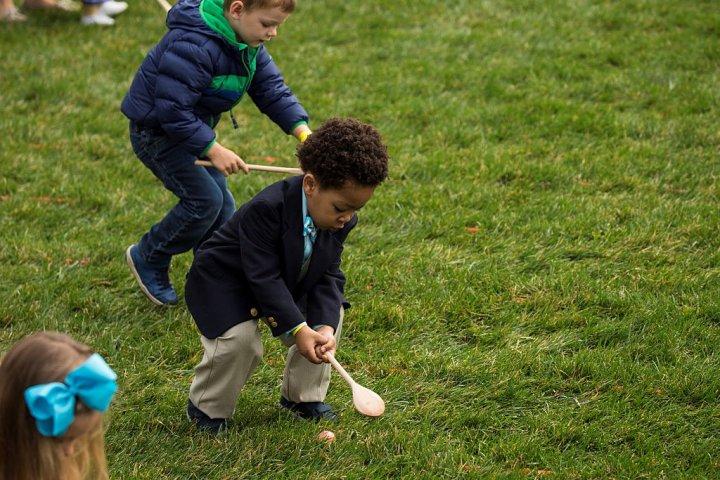 2016 White House Easter Egg Roll