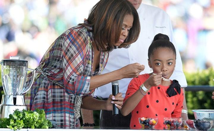President Obama And Family host the annual celebration of Easter - Washington
