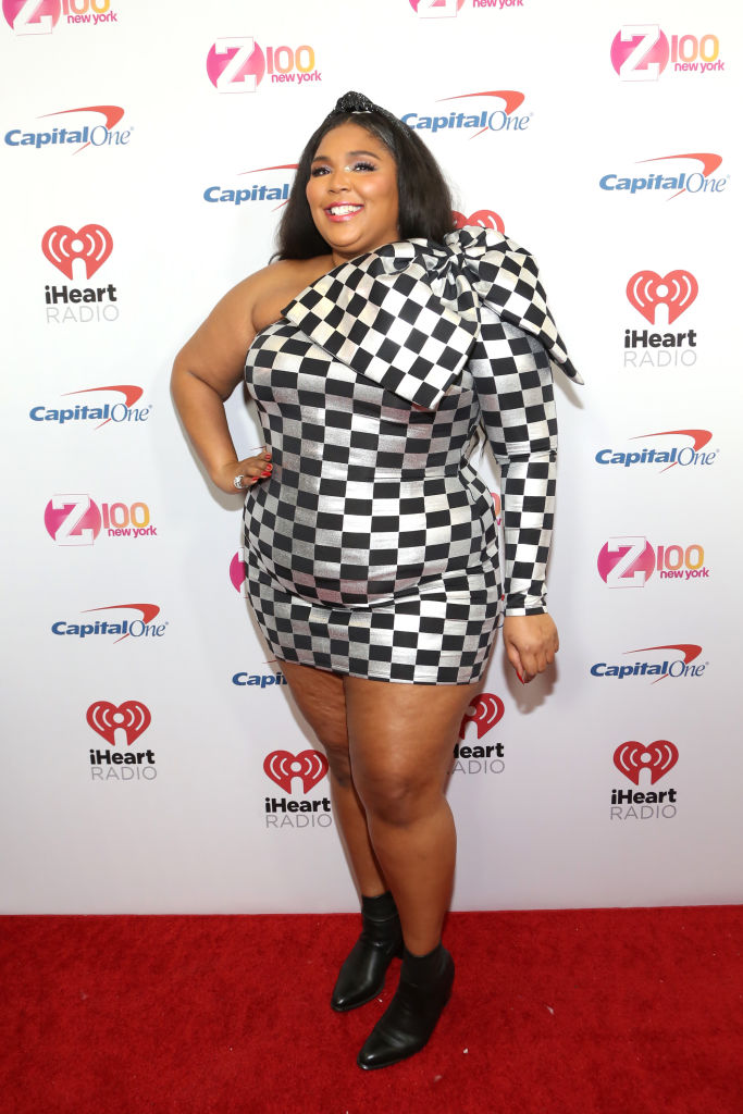 LIZZO AT IHEARTRADIO'S Z100 JINGLE BALL, 2019