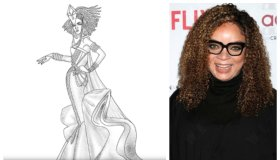 Ruth Carter's Academy Coloring Book Is The #BlackGirlMagic We Need Right Now