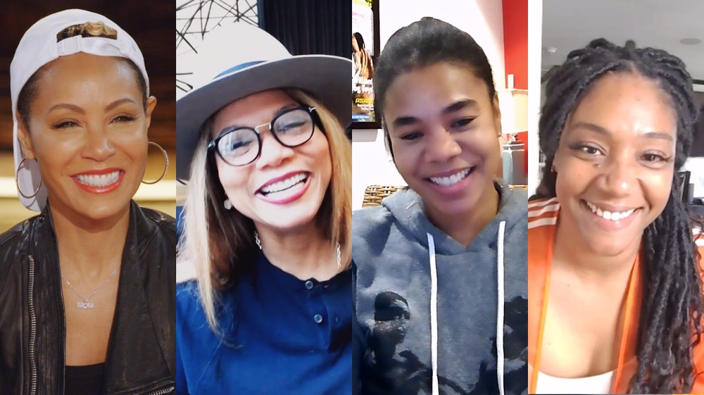 Flossy Possy Reunion On Red Table Talk