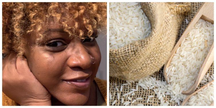 Marsha Rice Water
