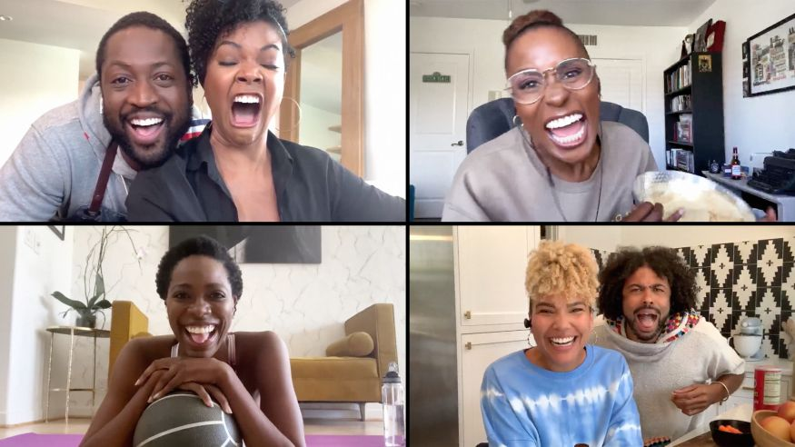 Issa Rae, Gabrielle Union & Yvonne Orji Say 'Whassup' in New PSA from Budweiser