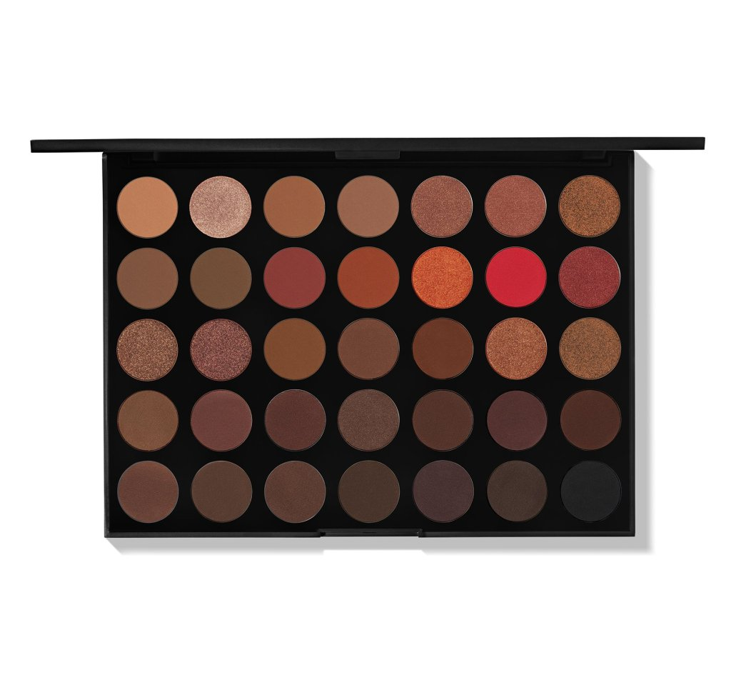 Morphe Brushes 35O2 SECOND NATURE ARTISTRY PALETTE