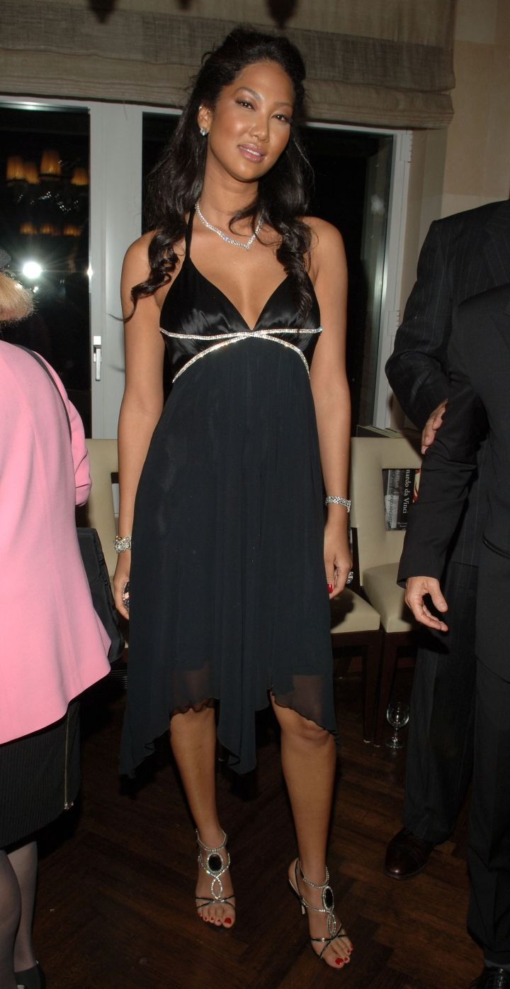 KIMORA LEE SIMMONS AT THE FOUNDATION FOR ETHNIC UNDERSTANDING SPRING BENEFIT, 2006