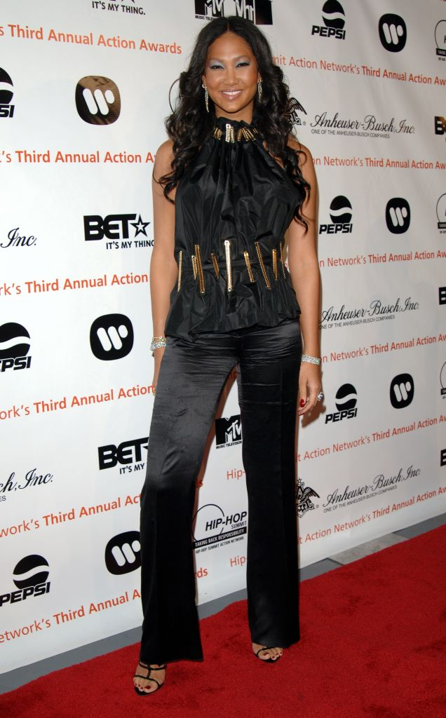 KIMORA LEE SIMMONS AT THE 3RD ANNUAL ACTION AWARDS BENEFIT DINNER NYC, 2005