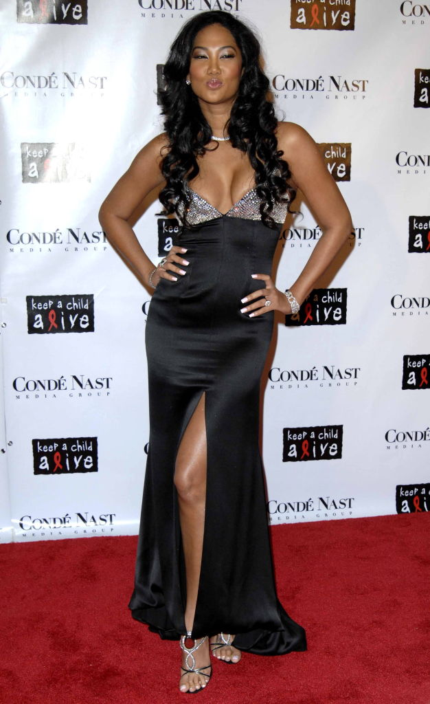 """KIMORA LEE SIMMONS AT """"THE BLACK BALL"""" TO BENEFIT KEEP A CHILD ALIVE NYC, 2006"""