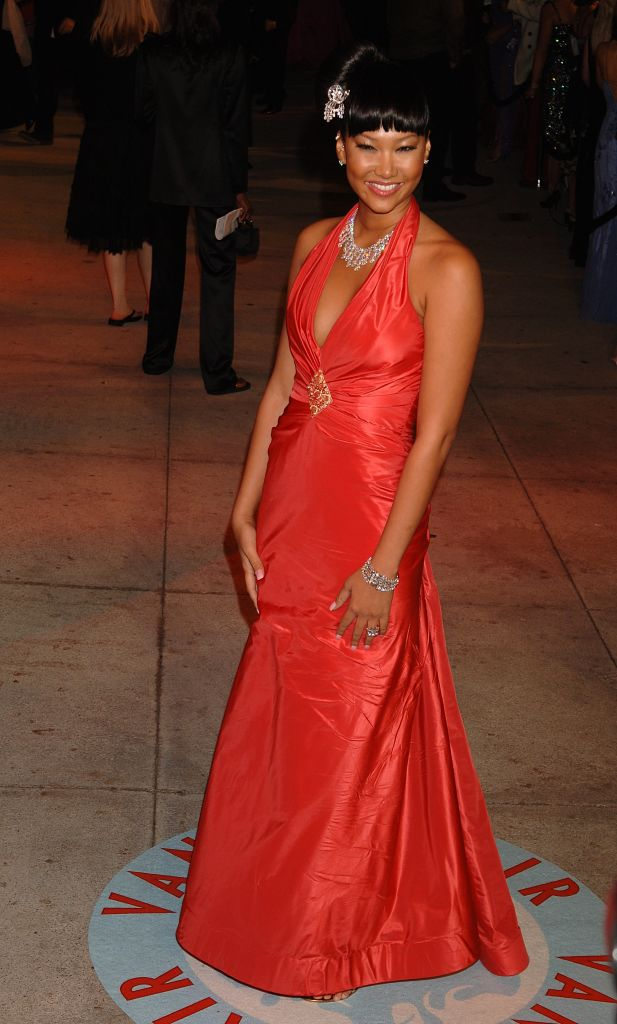 KIMORA LEE SIMMONS AT THE 78TH ACADEMY AWARDS VANITY FAIR PARTY, 2006