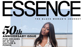 Naomi Campbell Essence Issue