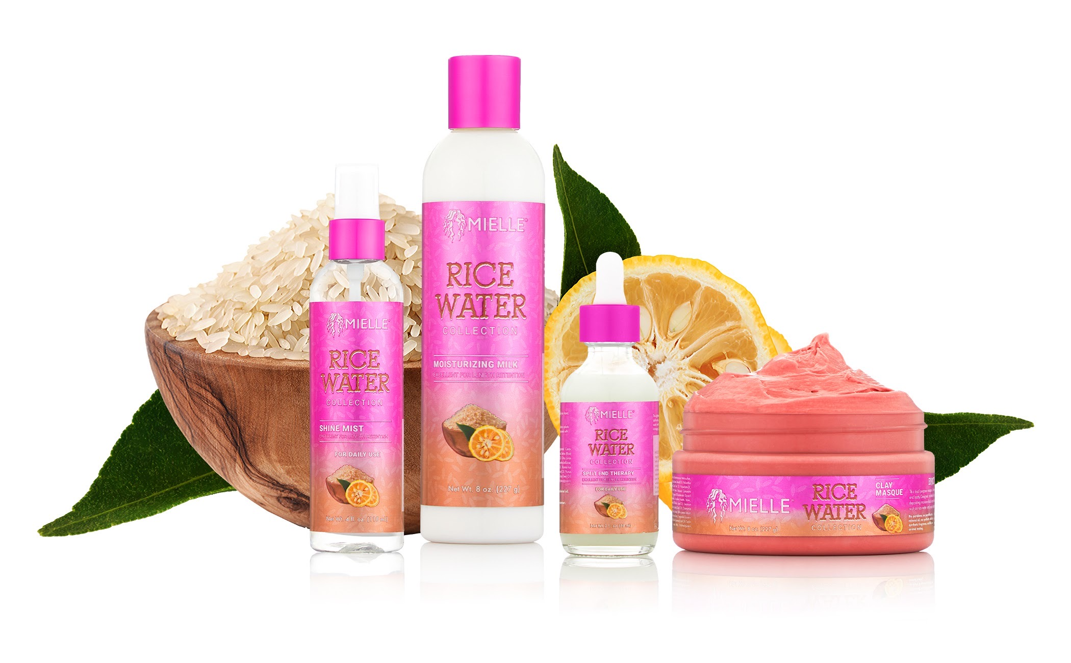 Mielle Organics Rice Water Collection