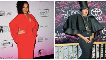 Quarantine Fashion Battle: Jill Scott 'Verzuz' Erykah Badu