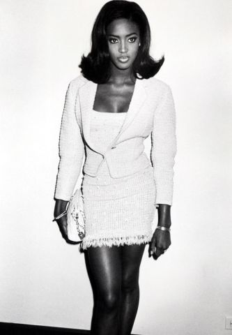Naomi Campbell's 20th Birthday Party