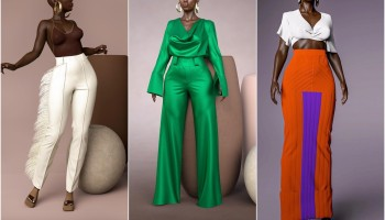 Hanifa Congo-inspired Pink Label Capsule Collection