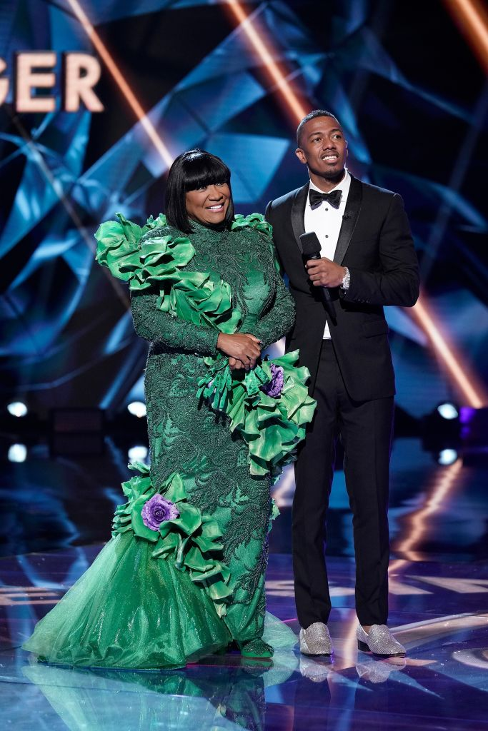 PATTI LABELLE AT FOX'S THE MASKED SINGER, 2019