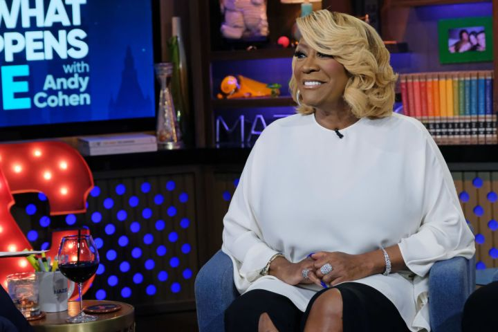 PATTI LABELLE AT WATCH WHAT HAPPENS LIVE WITH ANDY COHEN, 2019