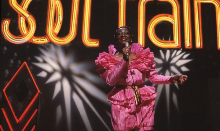 Patti Labelle performs on Soul Train.