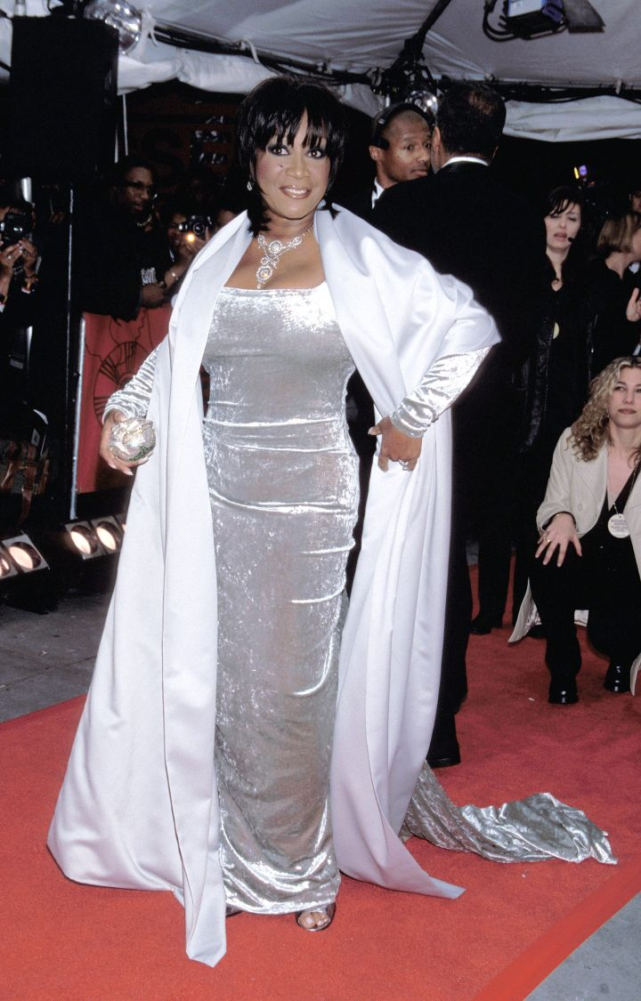 PATTI LABELLE AT THE ESSENCE AWARDS, 1998
