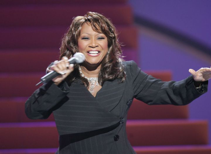 PATTI LABELLE AT THE WORLD MUSIC AWARDS, 2005