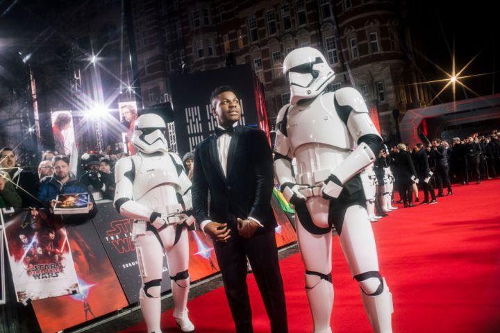 'Star Wars: The Last Jedi' - European Premiere
