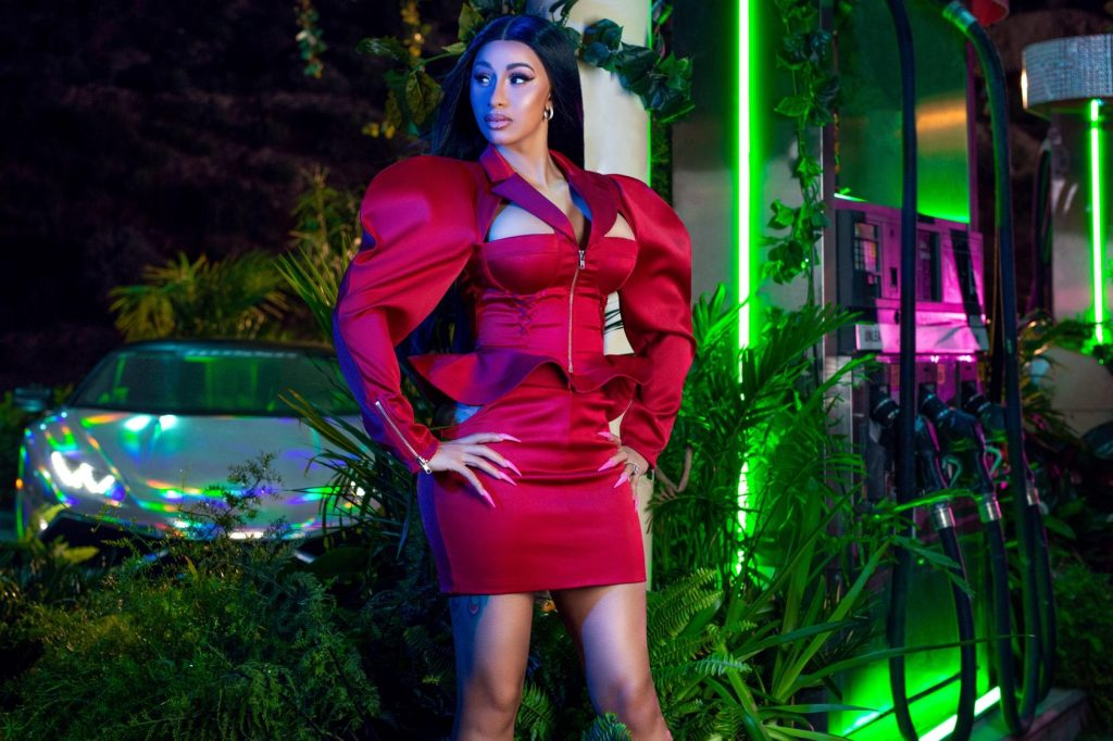 Cardi B. x Fashion Nova