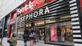 Sephora cosmetics store on 34th street closed due to ongoing...