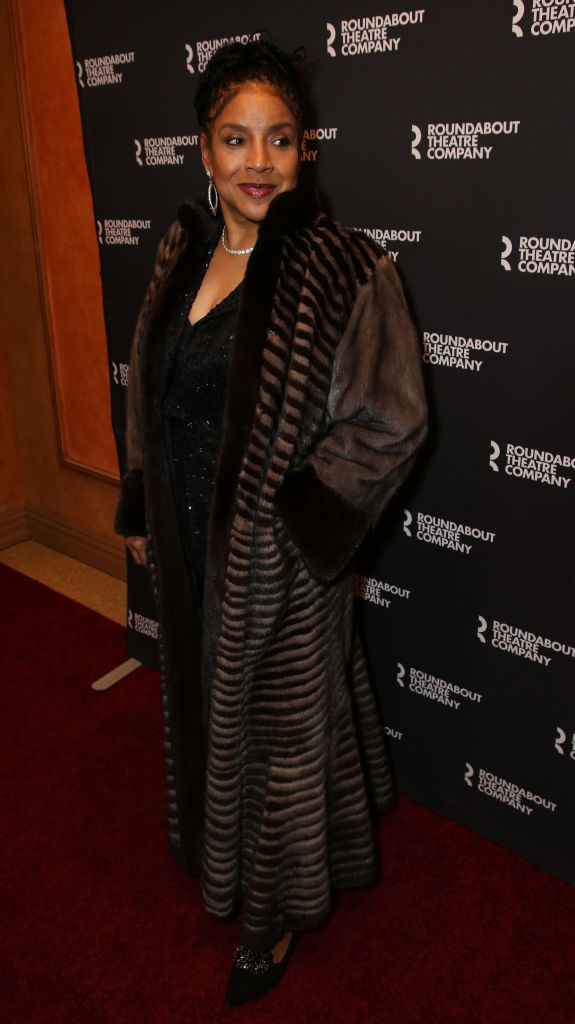 """PHYLICIA RASHAD AT THE """"A SOLDIER'S PLAY"""" OPENING NIGHT, 2020"""