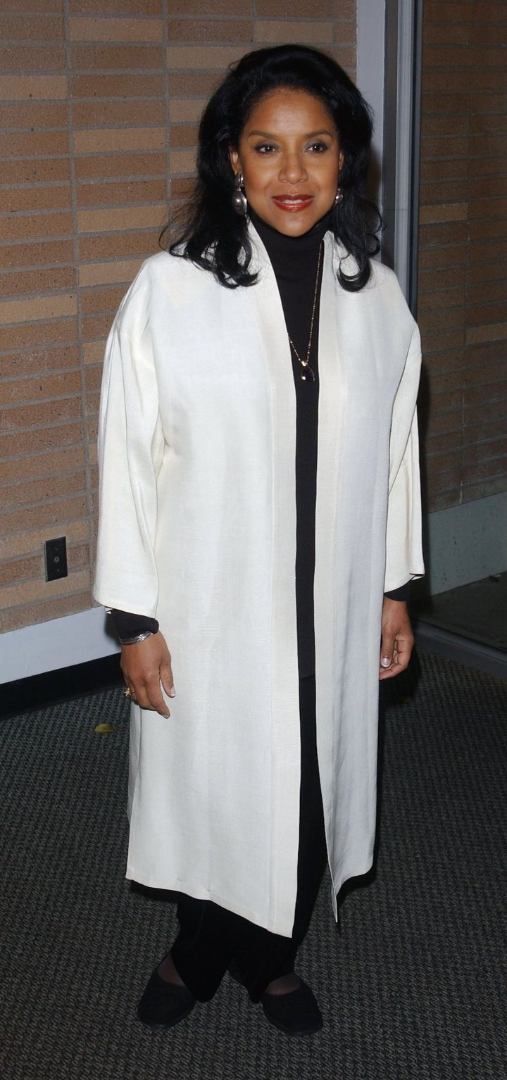 PHYLICIA RASHAD AT THE BROTHERS OF THE KNIGHT MUSICAL, 2001