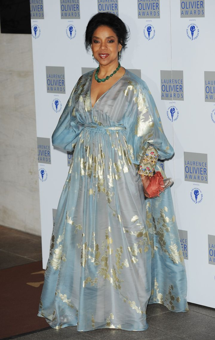 PHYLICIA RASHAD AT THE LAURENCE OLIVER AWARDS, 2010