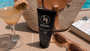 Black Girl Sunscreen
