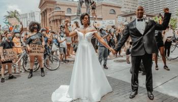 Kerry Anne and Michael Gordon Wedding Photo