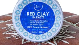 Brande Victorian Ziri Red Moroccan Clay Mask