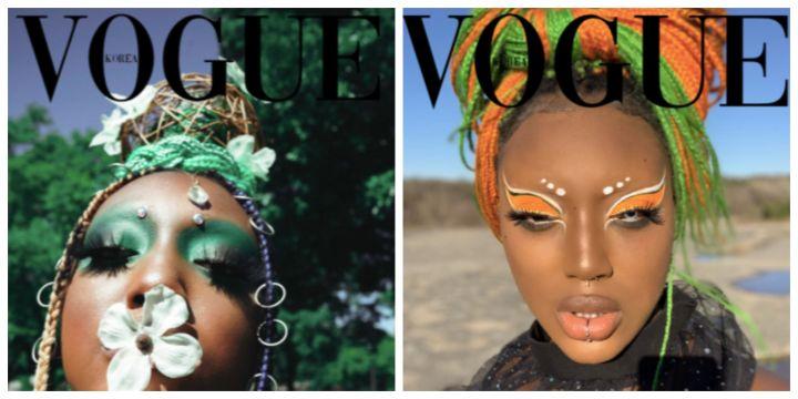 Vogue Challenge