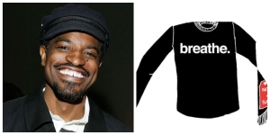 Andre 3000 BLM Shirts