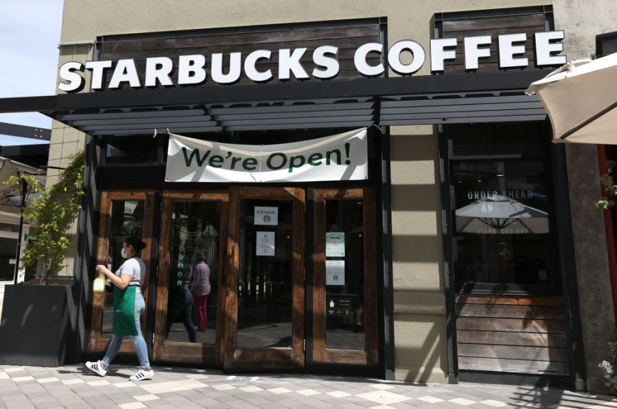 Starbucks Announces Permanent Closure Of Hundreds Of Its Stores