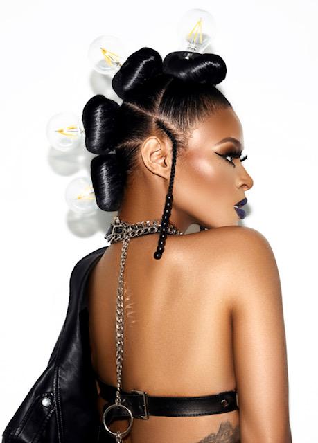 Pretty Vee Hype Hair Cover
