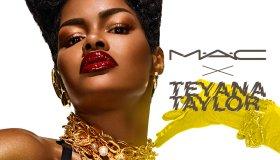 Teyana Taylor MAC Cosmtics