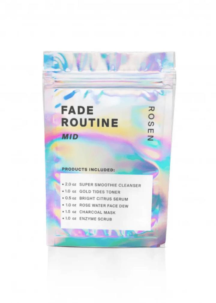 Rosen Skincare FADE ROUTINE MID - $70